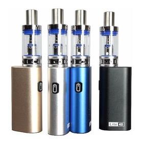 Cigarrillo Electrónico Full Primium Lite 40 + Liquido Gratis