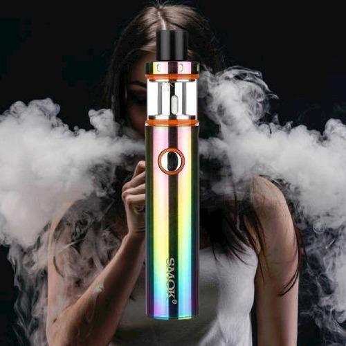 cigarrillo electronico vapeador smoke vape pen 22 + esencia