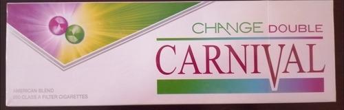 cigarrillos carnival doble capsula (negociables )