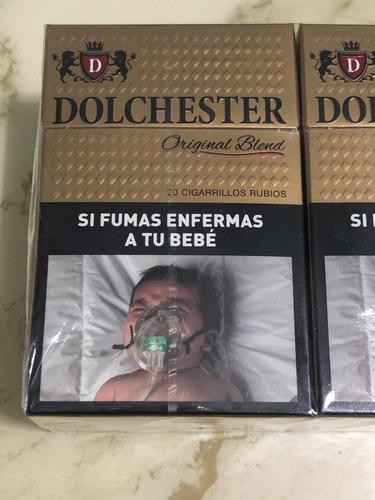 cigarrillos dolchester pack por 10 original blend