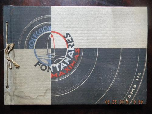 cigarrillos fontanares, 2 albumes completos!!!