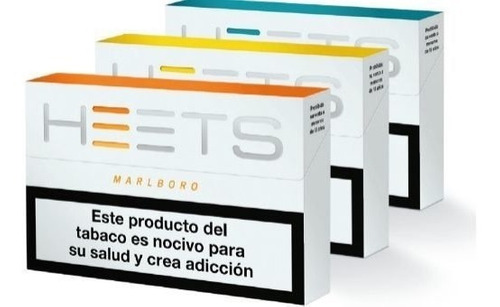 cigarrillos heets iqos x 200uni retiro en caba