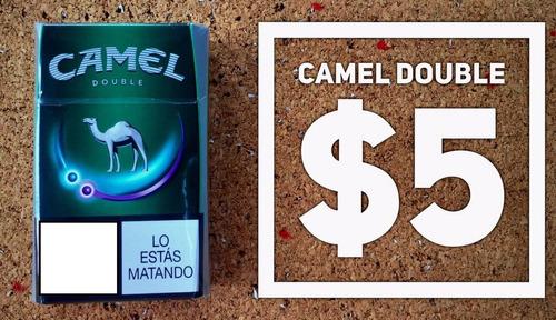 cigarrillos lucky, camel, marlboro, djarum black, jet