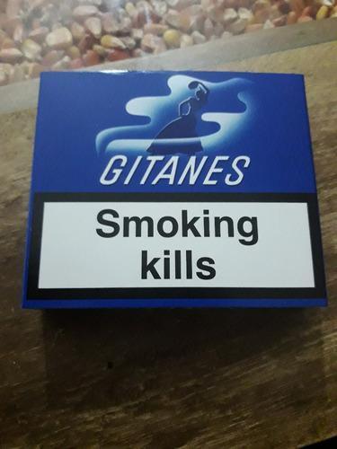 cigarrillos negros sin filtro gitanes, importados!!!