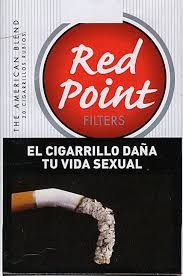 cigarrillos red point