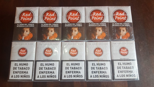 cigarrillos red point box