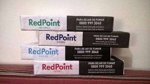 cigarrillos red point comun,mentol . el mejor precio