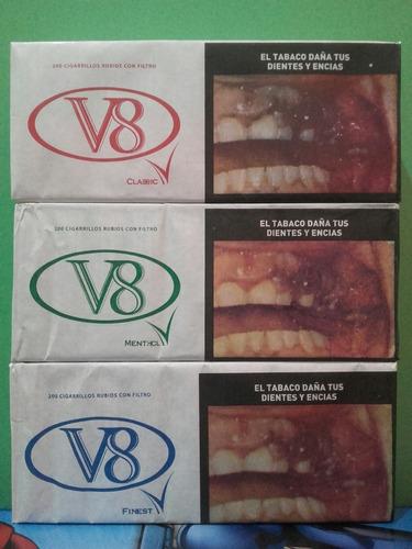 cigarrillos v8