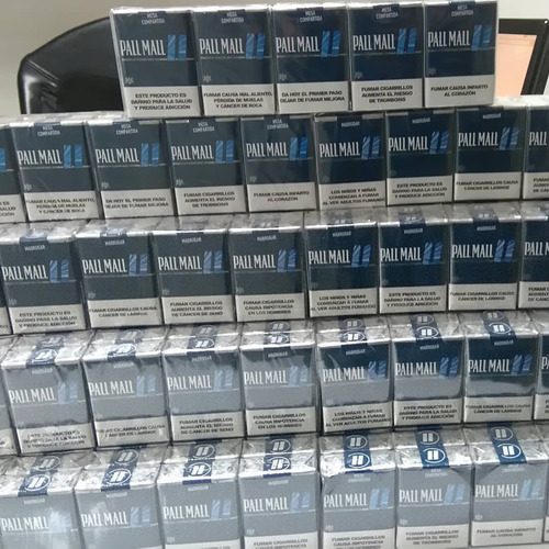 cigarrilos pall mall (consul) al mayor
