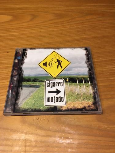 cigarro mojado cd punk rock 2003