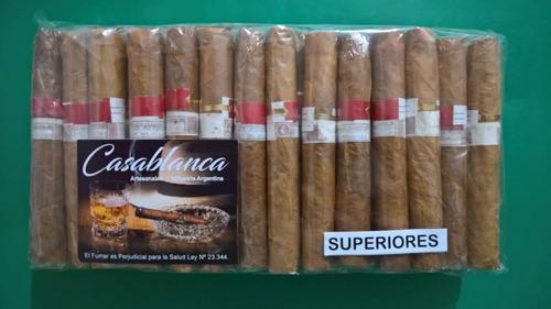 cigarro puro habano-superior- tabac. nacional -barato x50