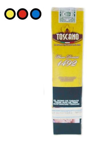 cigarro toscano 1492 x 2u