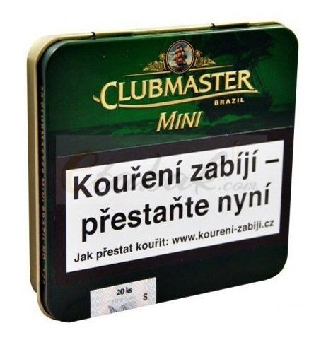 cigarros clubmaster mini brazil x20 cigarrillos brasil spice