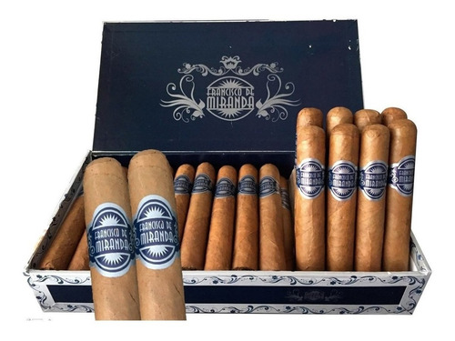 cigarros corona francisco miranda pack x5 cigarro dominicana