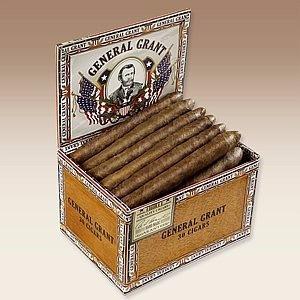 cigarros  general grant - corona (envío gratis)