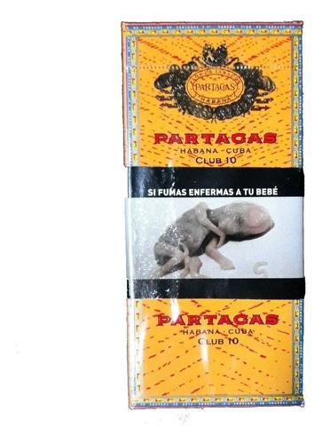 cigarros habano habanos