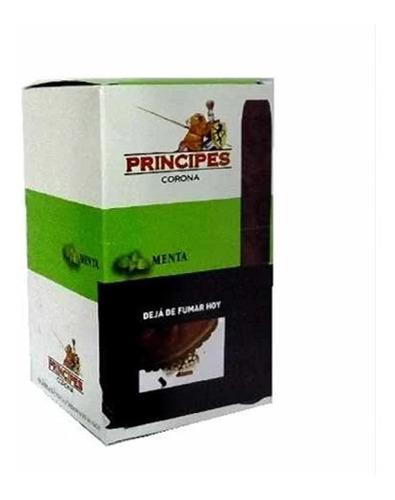 cigarros principes corona pack x25 habanos puros tabaco puro