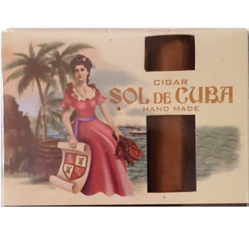 cigarros puritos sol de cuba pack x15 cigarros piccolos