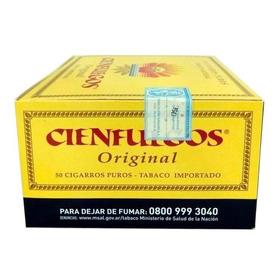 Cigarros Puros Cienfuegos Original Caja X 50 Unidades