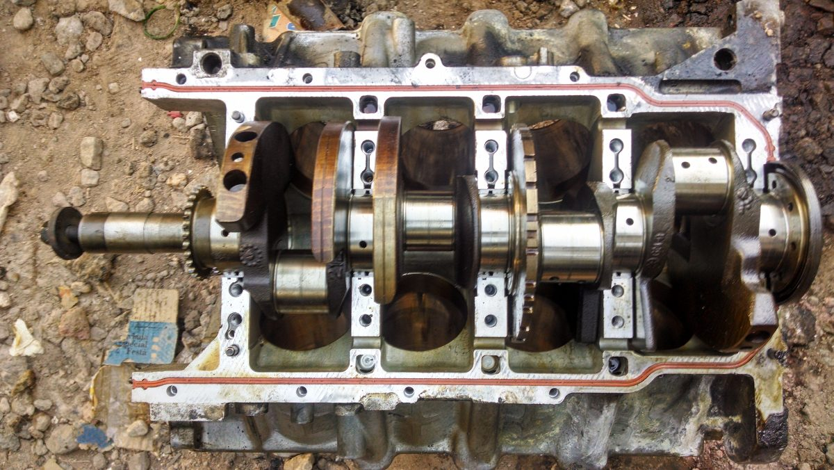 Cigue Al Cadillac Deville Edorado Northstar Motor 4 6