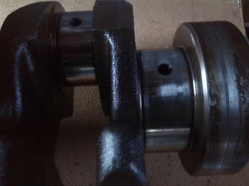 cigüeñal con conchas motor toyota 4.5 machito autana burbuja