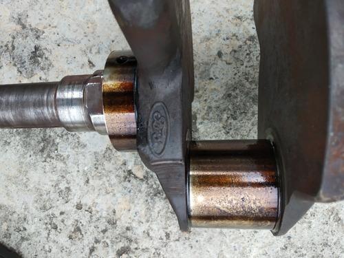 cigüeñal de ford tritón o fortaleza motor 5.4