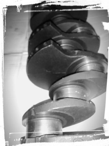 cigüeñal rover 214/216