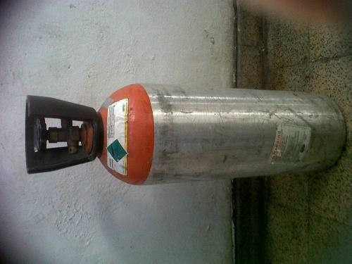cil de aluminio para convertir en tubo de 2mts liviano