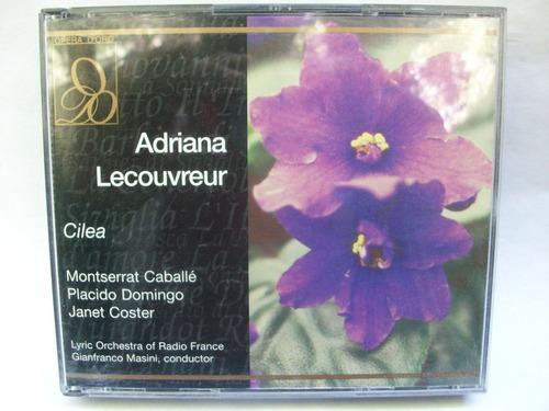 cilea-adriana lecouvreur caballé/domingo -hm4-envío gratis