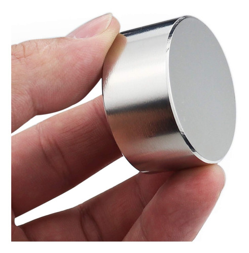 cilíndrico neodimio imán 45 * 20mm fuerte ronda potente