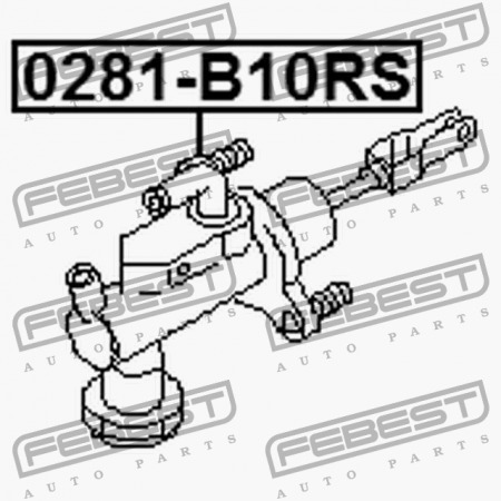 cilindro bombin principal embrague nissan almera sentra b15