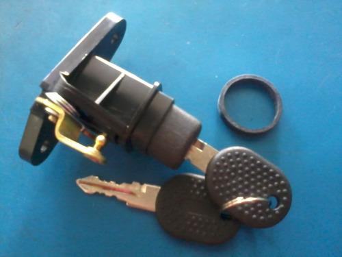 cilindro botão tampa traseira uno premio até 95 c/chave