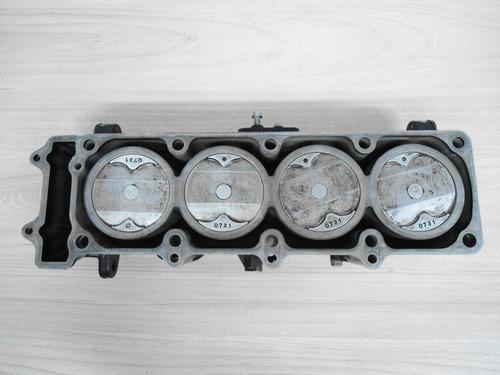 cilindro com pistões kawasaki z800 / z 800 - peça original