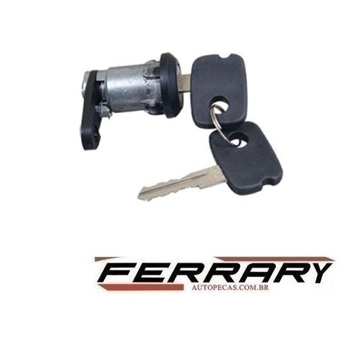cilindro da porta c/chave - pick-up/ d-20/ d-40 85 à 96