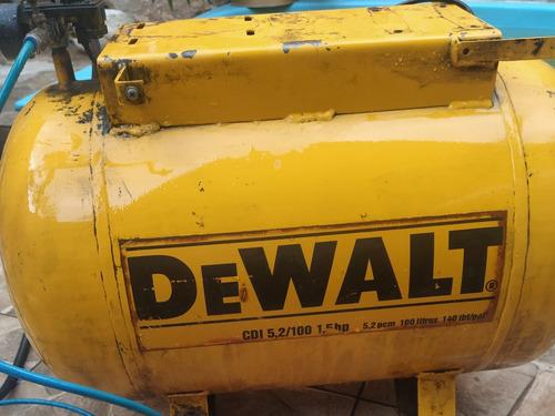 cilindro de compressor dewalt