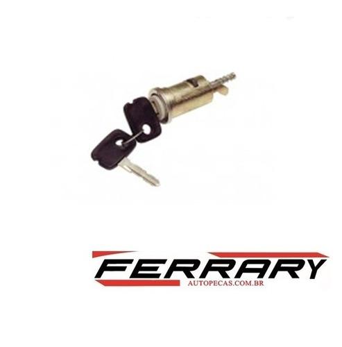 cilindro de ignição c/chave chevette/marajó/chevy/utilitário