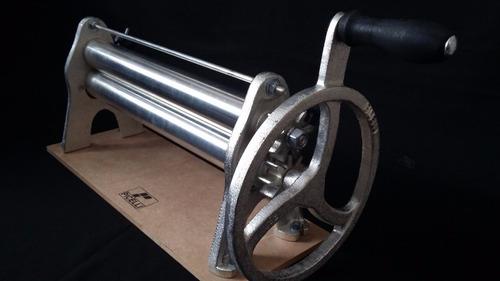 cilindro de massas manual 40 cm alimentos em geral