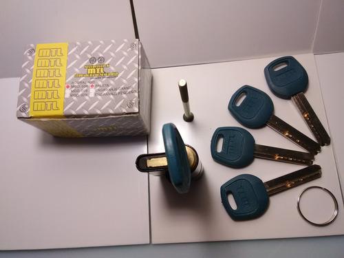 cilindro de seguridad mtl para cerradura cisa m6 o multilock
