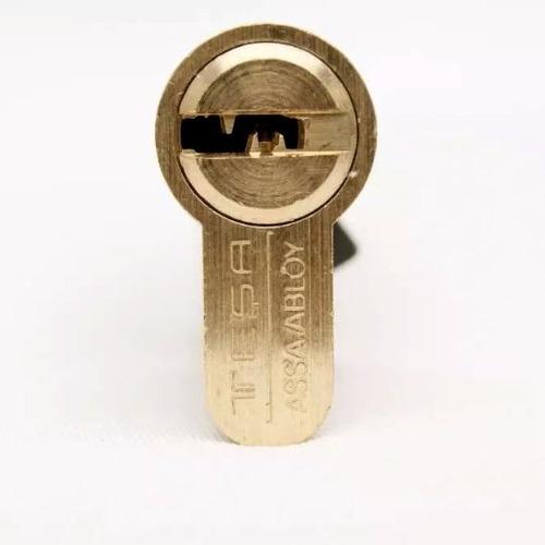 cilindro de seguridad yale tesa te5 60mm | abelenda hnos