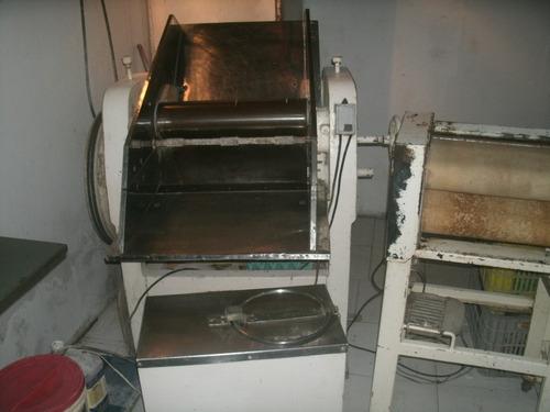 cilindro e modeladora para panificação