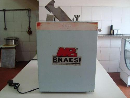 cilindro eletrico de massa mb braesi semi-novo