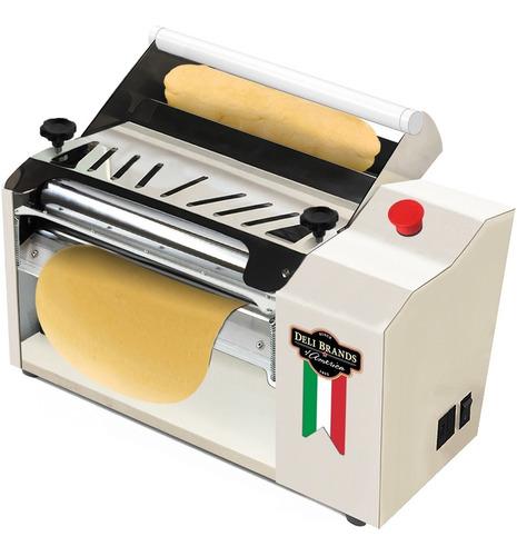 cilindro elétrico em inox massas pastéis pães lazanha pizza