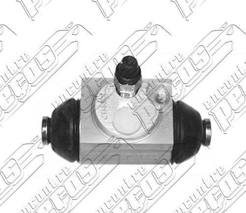 cilindro freio roda mercedes