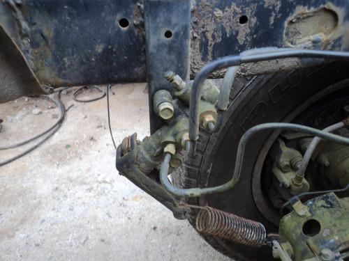 cilindro freio traseiro pajero sport 2.8 02