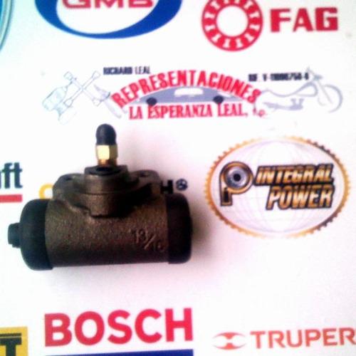 cilindro freno toyota terios izquierd 97-05 13/16  excelente