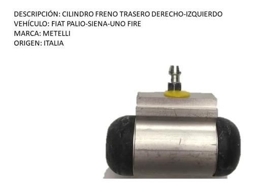 cilindro freno trasero fiat palio-siena-uno fire