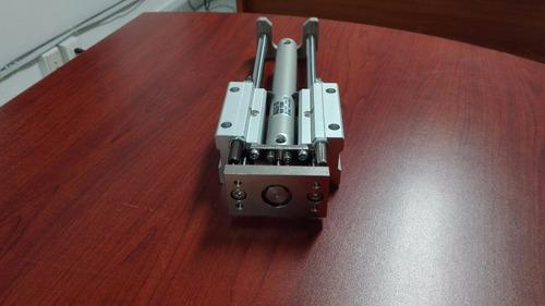 cilindro guiado, tipo compacto para montaje basico, diame 20