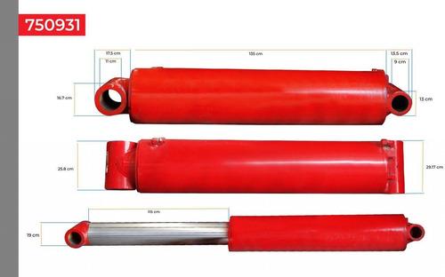 cilindro hidraulico piston secundario fassi f800