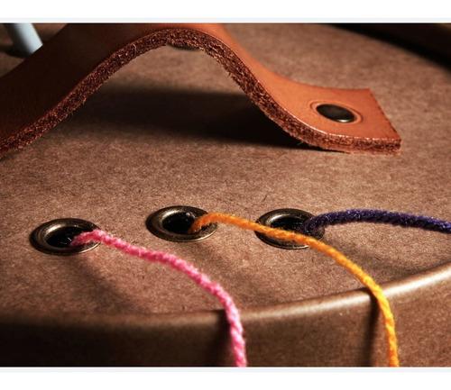 cilindro lanero para lanas y agujas de tejer