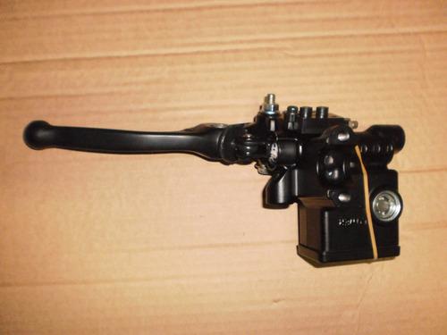 cilindro mestre freio dianteiro xl-700 transalp original